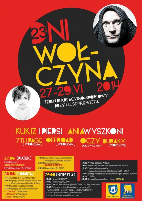 Dni Wołczyna 2014