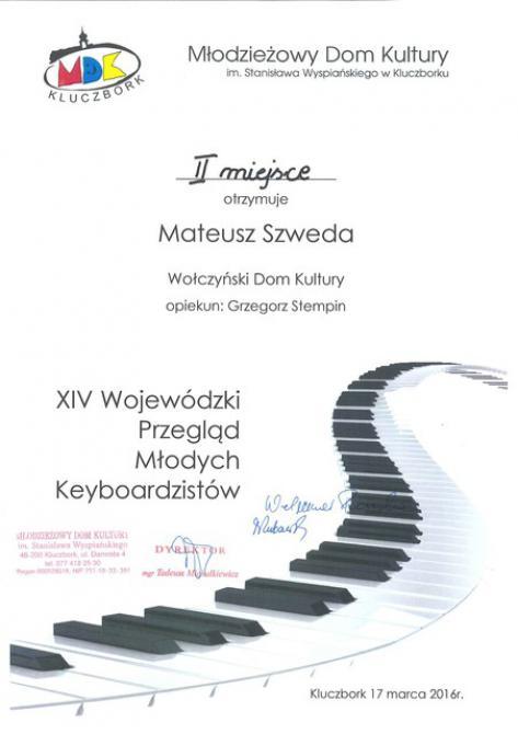 Galeria keyboard