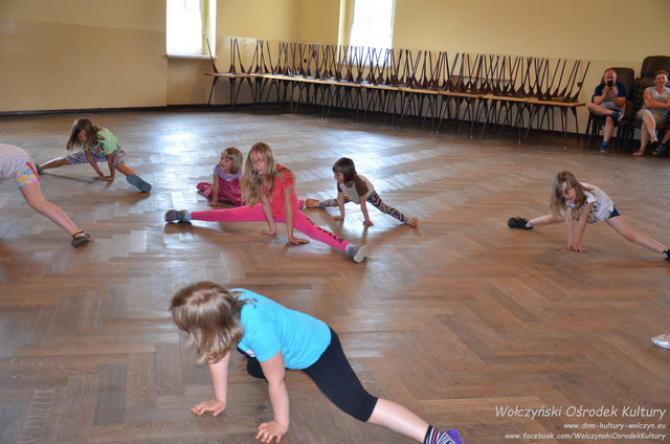 Galeria balet wierzbica górna