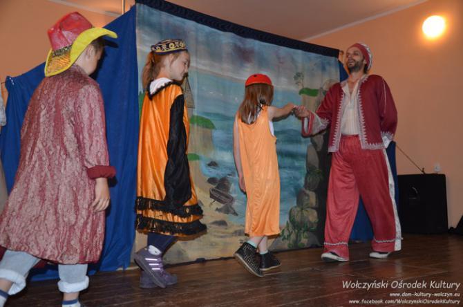 Galeria teatr Wierzbica