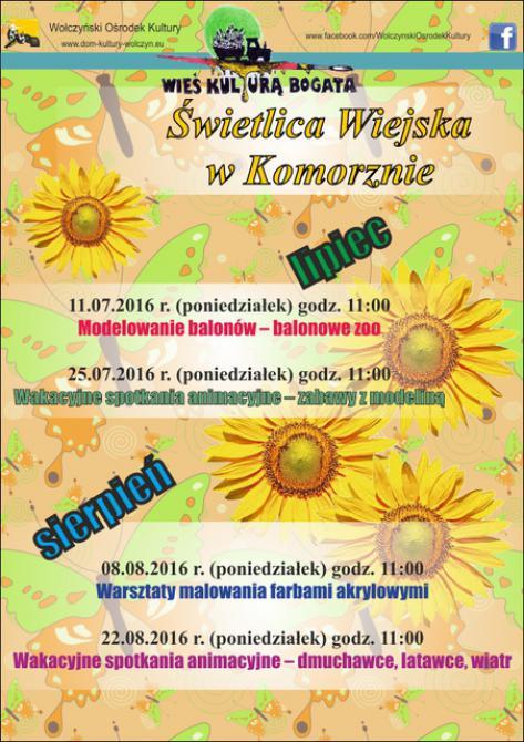 Galeria WKB Lipiec-sierpień
