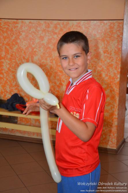 Galeria balonowe zoo Szymonków