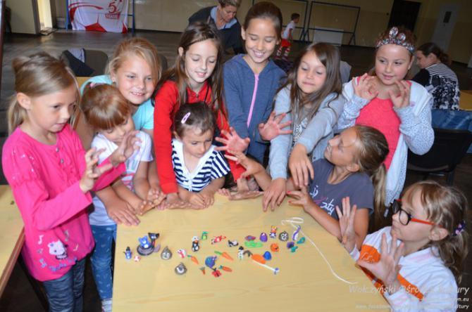 Galeria Zabawy z modeliną Wierzbica Górna