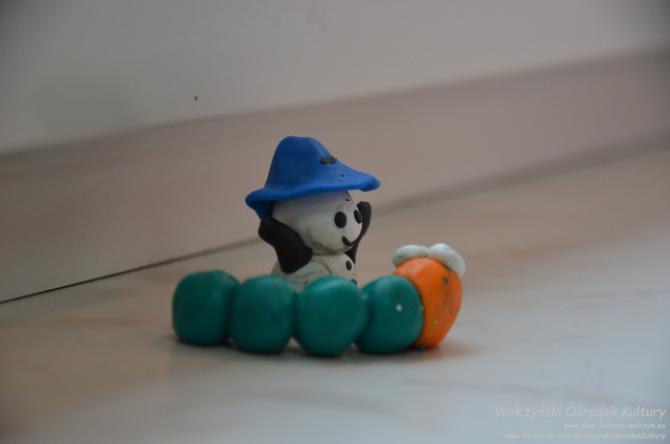 Galeria zabawy z modeliną wołczyn