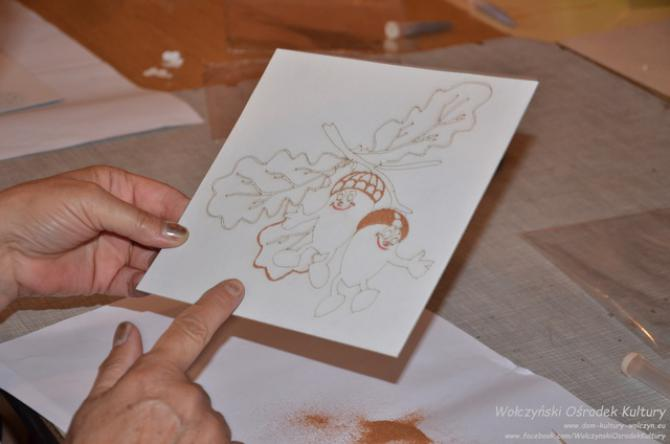 Galeria obrazki piaskowe Szum