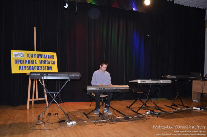 Galeria Keyboard - Wieluń