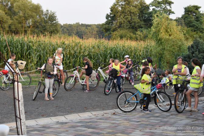 Galeria Wycieczka rowerowa