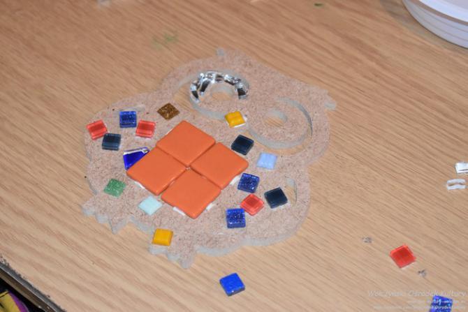 Galeria mozaika Wierzbica