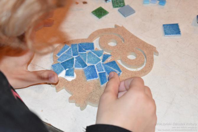 Galeria mozaika szum