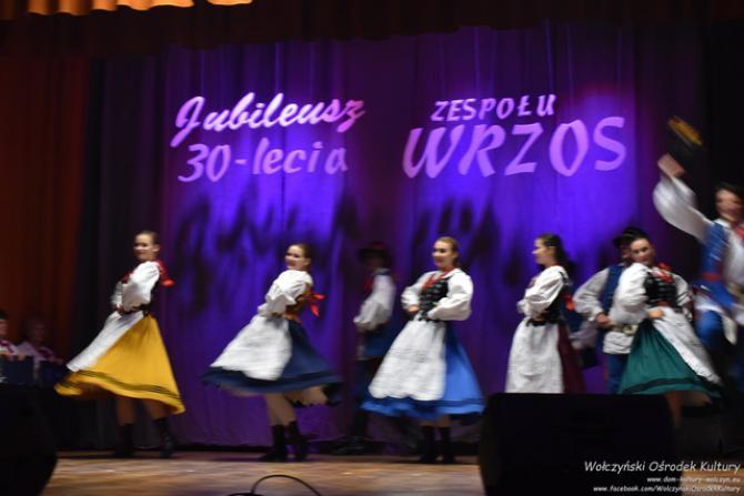 Galeria 30-lecie zespołu Wrzos
