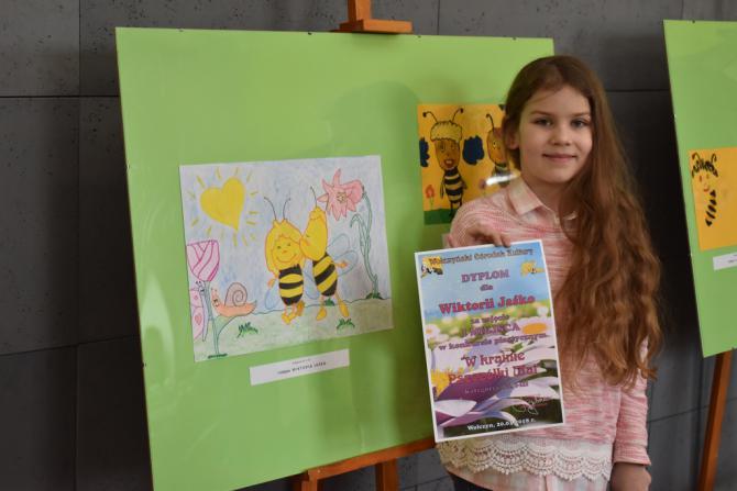 Galeria Pszczółka Maja - konkurs