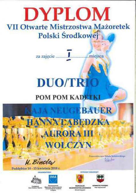 Galeria Poddębice 2018