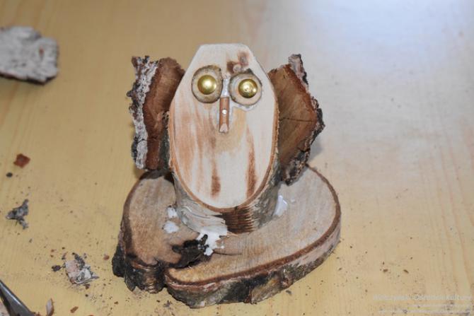 Galeria Wyroby ludowe z drewna W. Górna