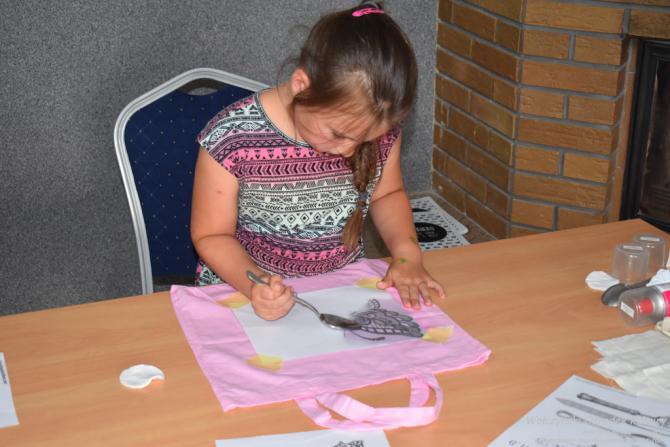 Galeria Transfer na tkaninę - Wierzbica Dolna