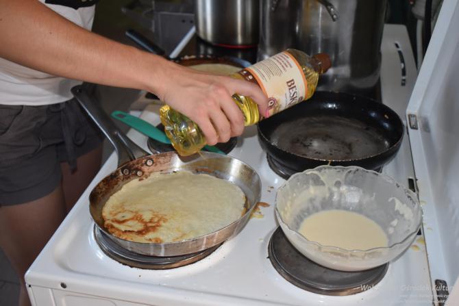 Galeria Z kulinarią za Pan Brat Szum