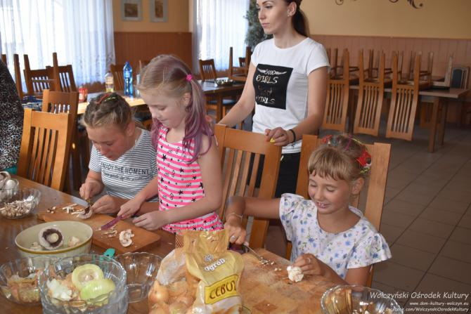 Galeria Warsztaty kulinarne Komorzno