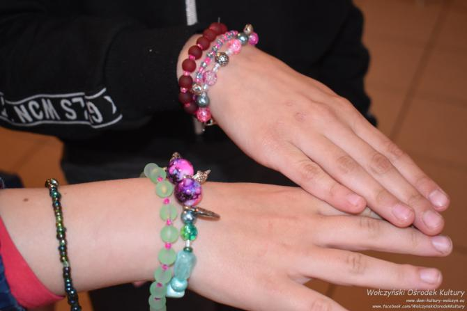 Galeria Biżuteria z koralików
