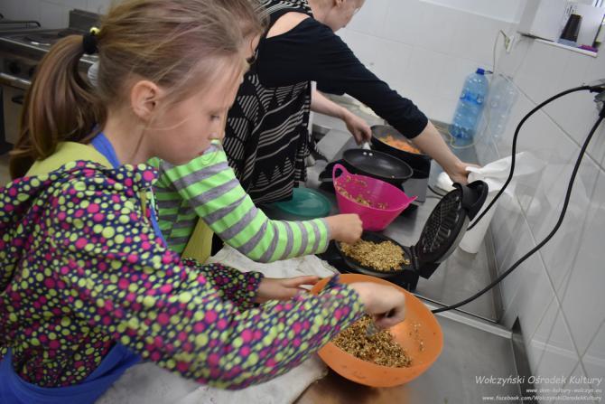 Galeria Warsztaty kulinarne z edukacją żywieniową