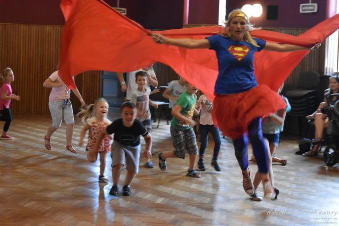 Galeria Superbohaterowie