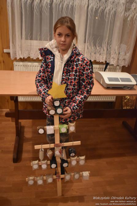 """Galeria Zajęcia rękodzielnicze """"Kalendarz Adwentowy"""""""