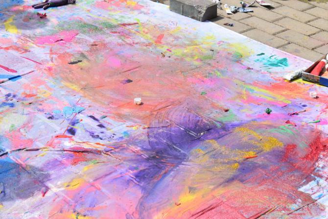 Galeria szaleństwo kolorów