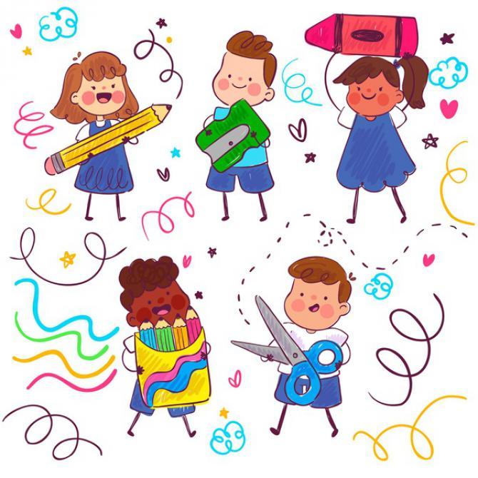 dzieci-bawiace-sie-przyborow-szkolnych_23-2148598493.jpeg