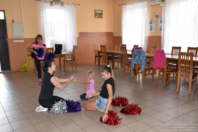 Galeria Choreoterapia pom -pom