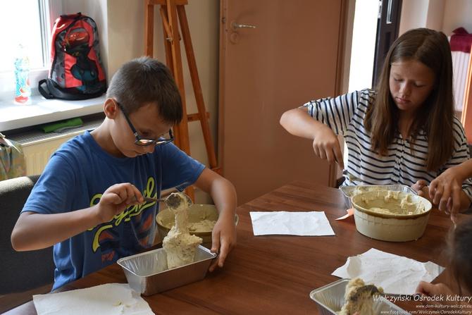 Galeria Pieczenie chlebka