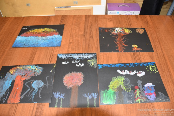 Galeria Zabawa w kolory