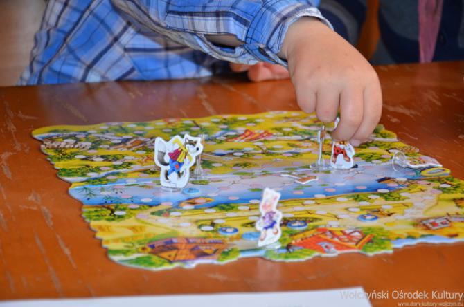 Galeria gry planszowe