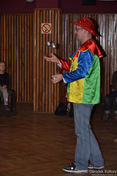 Galeria Wołczyn -warsztaty cyrkowe